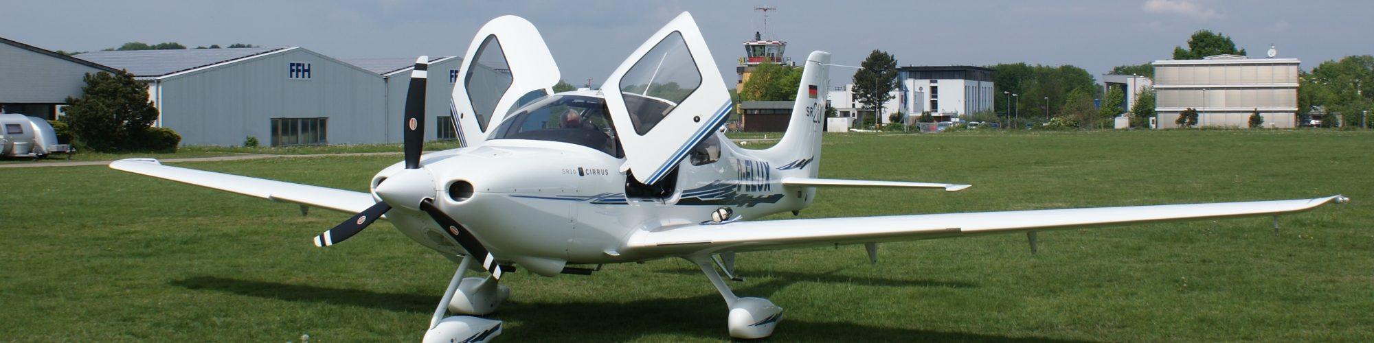 Cirrus SR 20 - D-ELUX
