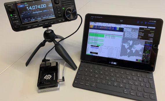IC705-RPI-iPad