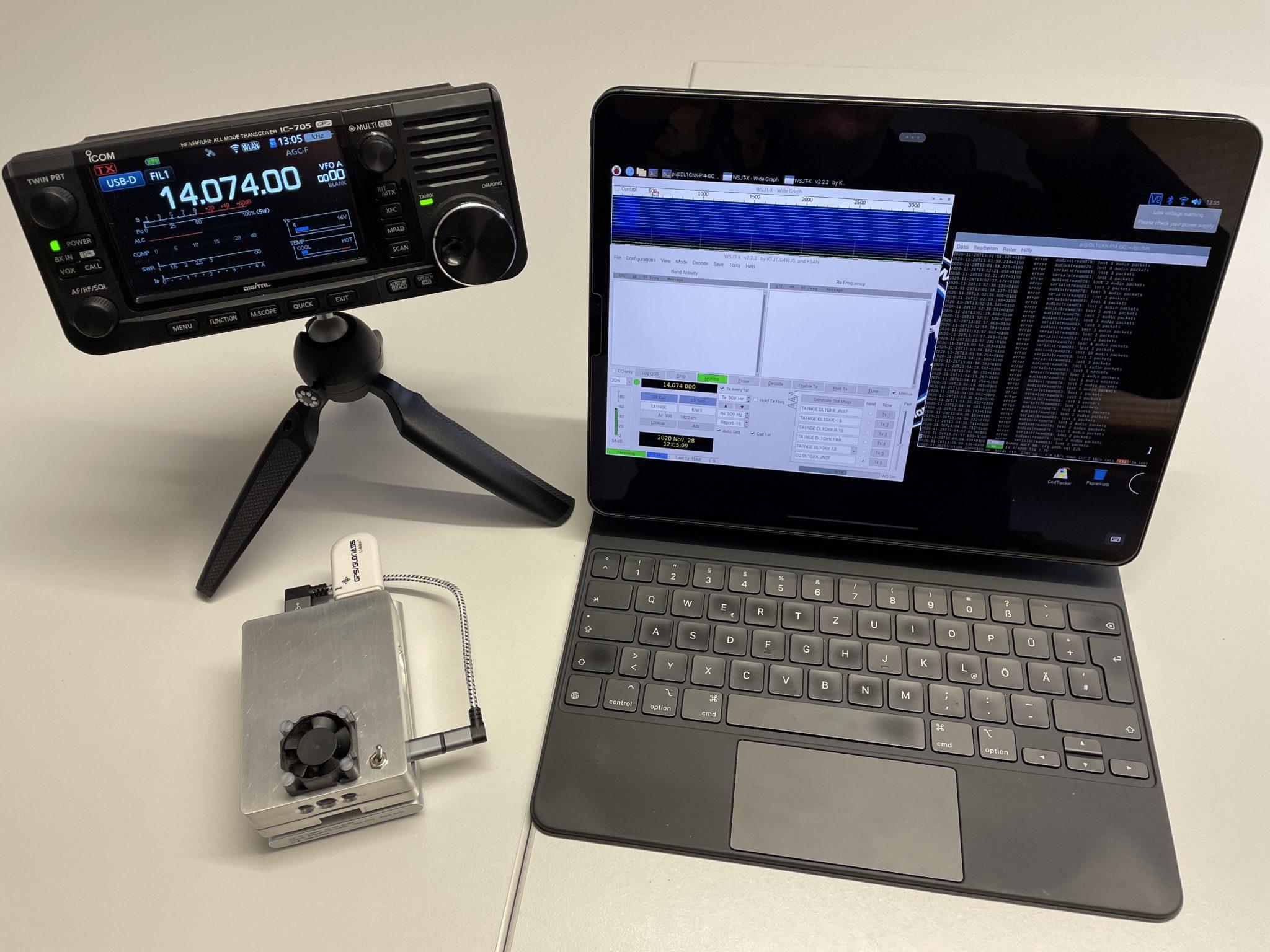 Digital Wireless iPad