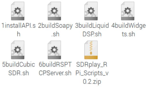 SDRplay Scripts